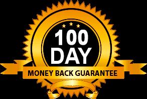 100-Day-Money-Back-Guarantee