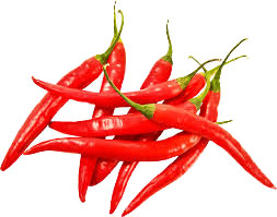 Chili pepper - penis growth foods