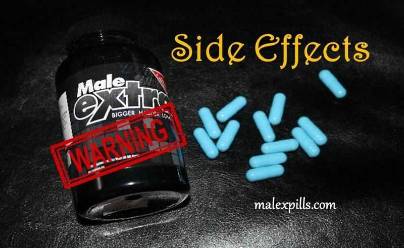Male Extra Side Effects Exposed Does It Really Work