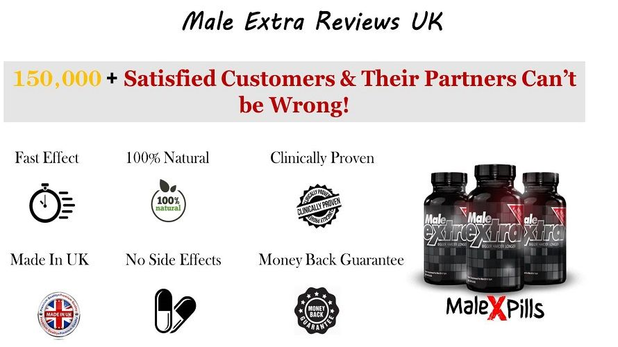 male extra in UK