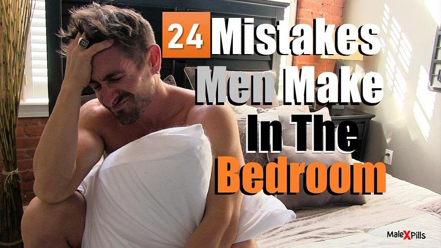 sexual mistakes by men