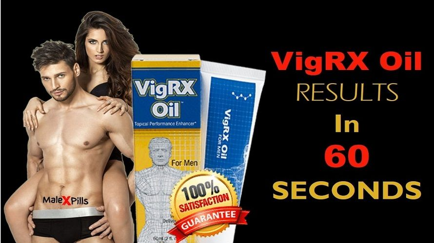 VigRX Oil Review Results