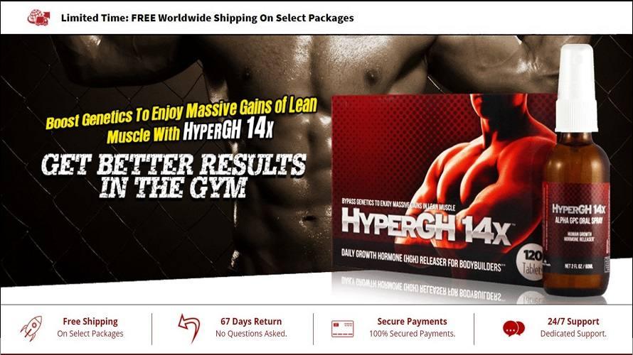 Buy-HyperGH-14X
