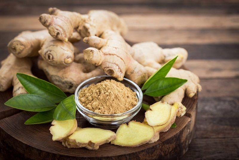 Ginger Testosterone Boosting Foods