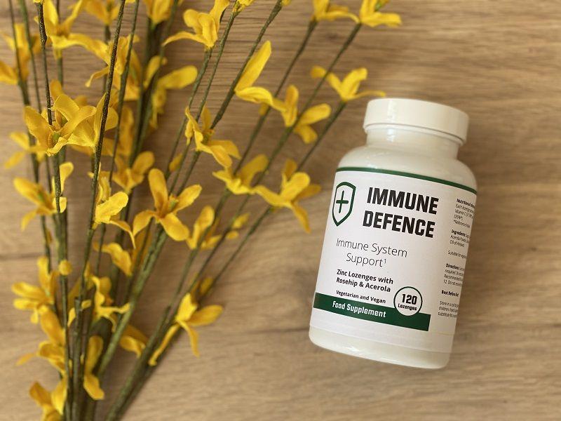 Immune Defence Bottle