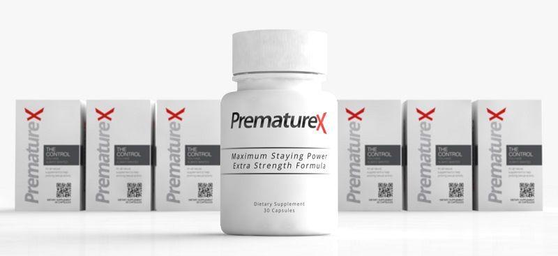 PrematureX Ejaculation Pills