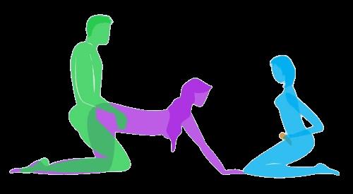 Observer sex position