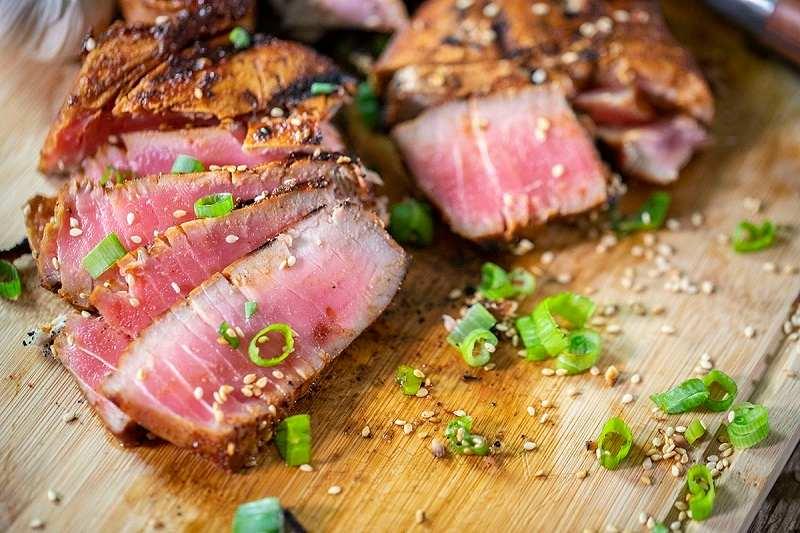 Tuna Testosterone Boosting Foods