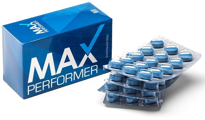max performer single box