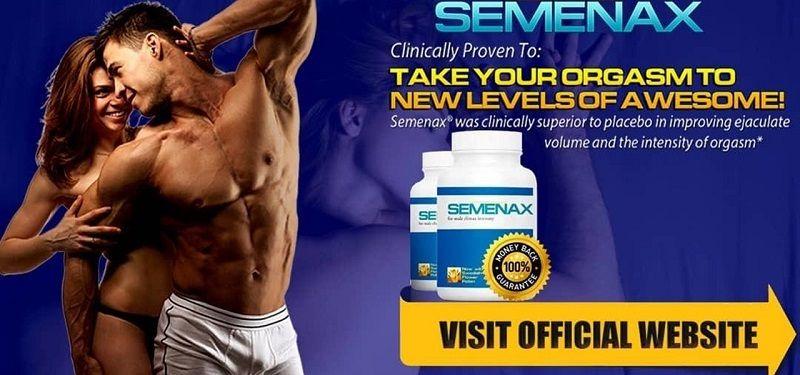 Semenax Semen Enhancer