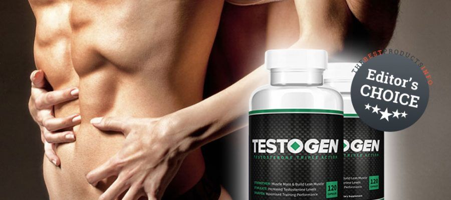 TestoGen Before and After
