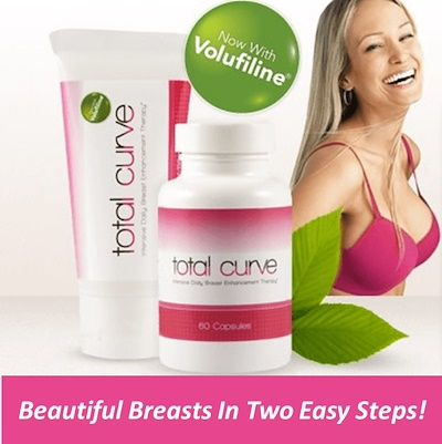 total curve breast cream